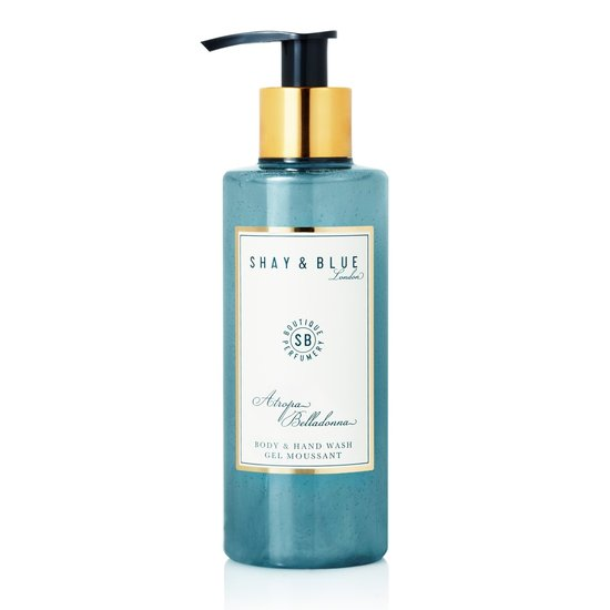 Atropa Belladonna hand-and bodylotion 200 ml shay&blue