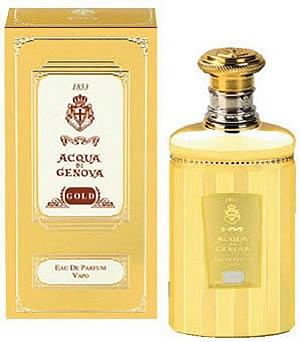 Gold van Aqua di Genova