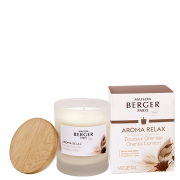 bougie aroma relax