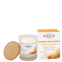 Bougie Aroma Energy