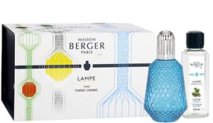 4706 Lampe Berger Matali Crasset Bleu