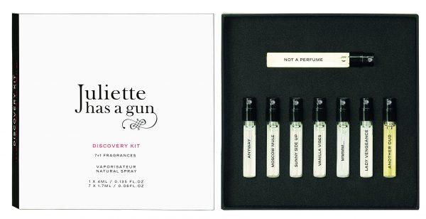 discovery kit juliette has a gun