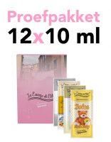 proefpakket wasparfum