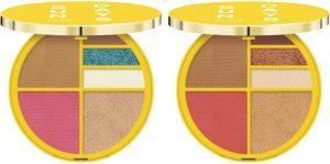 Sun Days face&eyes waterproof palette